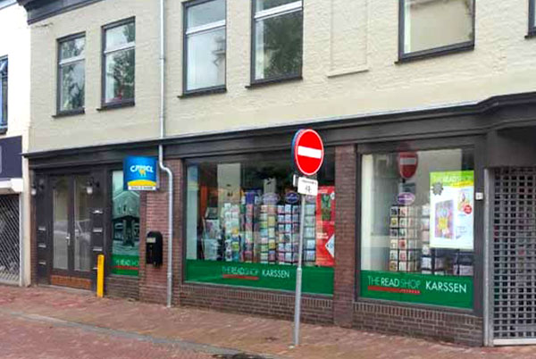 Karssen Read Shop Bodegraven