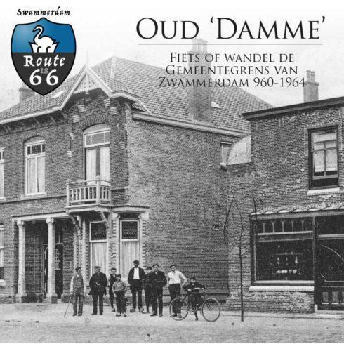 Fietsroute Oud Damme
